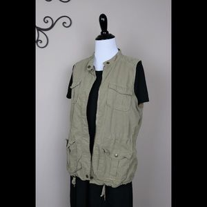 OLD NAVY Military Vest